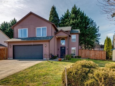 Vancouver Single Family Home For Sale: 7214 NE 65th Pl