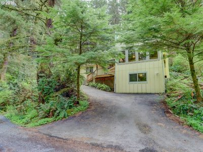 Cannon Beach Single Family Home For Sale: 163 Arbor Ln