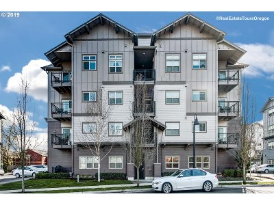 Beaverton Condo/Townhouse For Sale: 13915 SW Meridian St #108