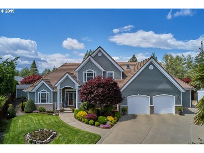 McMinnville Single Family Home For Sale: 2175 NW Chrystal Dr