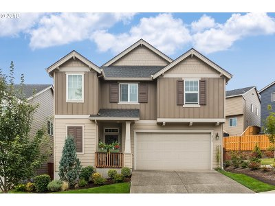 Camas Single Family Home For Sale: 3715 NE Sitka Dr