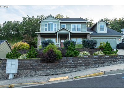Roseburg Single Family Home For Sale: 2600 NW Loma Vista Dr