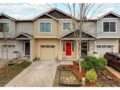 Beaverton Single Family Home For Sale: 2628 SW 186th Pl