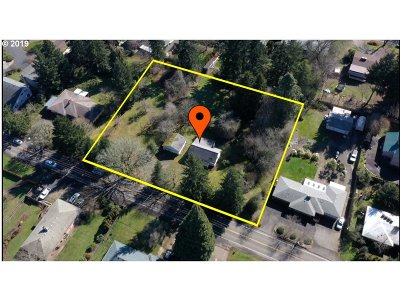 Milwaukie Residential Lots & Land For Sale: 5212 SE Thiessen Rd