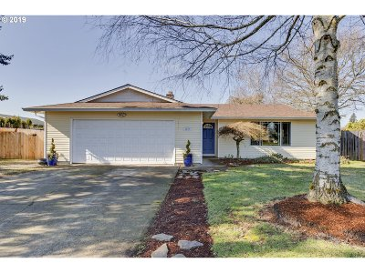 Canby OR Single Family Home For Sale: $370,000