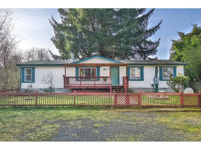 Single Family Home For Sale: 567 Kings Ave