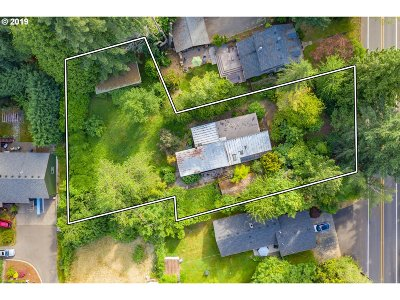 Milwaukie Residential Lots & Land For Sale: 3717 SE Roethe Rd