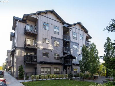 Beaverton Condo/Townhouse For Sale: 13885 SW Meridian St #218
