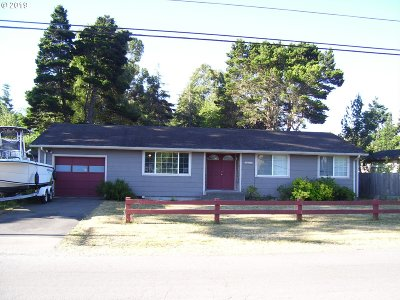 Bandon Single Family Home For Sale: 1020 3rd St