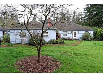 Single Family Home For Sale: 8005 SW 69th Ave