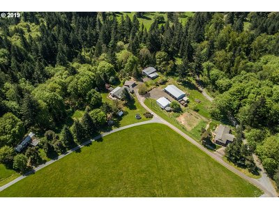 Clackamas County Single Family Home For Sale: 22262 S Ridgeline Ln