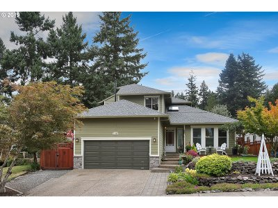 Tigard Single Family Home For Sale: 11310 SW 91st Ct