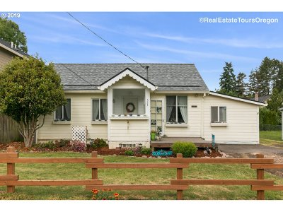 Hillsboro, Cornelius, Forest Grove Single Family Home For Sale: 353 NW Freeman Ave