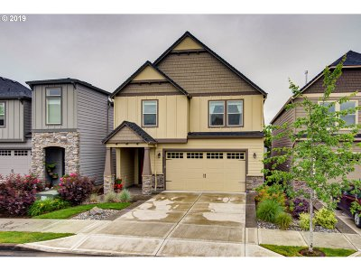 Camas Single Family Home For Sale: 2605 NW Lorenz St