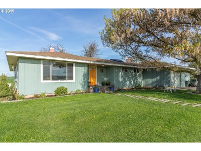 Umatilla County Single Family Home For Sale: 30095 Country Ln