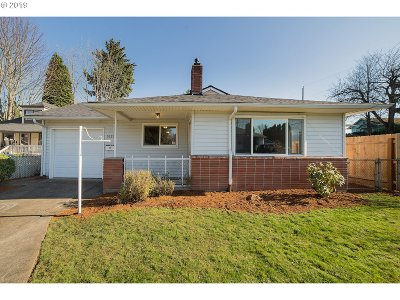 Single Family Home For Sale: 10214 N Allegheny Ave