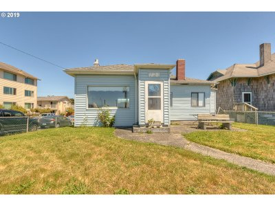 Seaside Single Family Home For Sale: 721 S Prom
