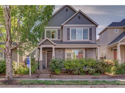 Single Family Home For Sale: 6111 SW Lynmar Pl