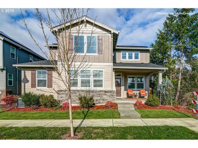 Washington County Single Family Home For Sale: 5397 SE Davis Rd