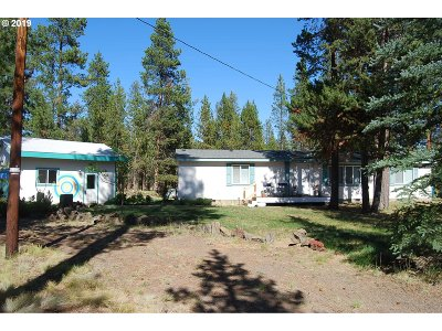 Bend Single Family Home For Sale: 55422 Gross Dr