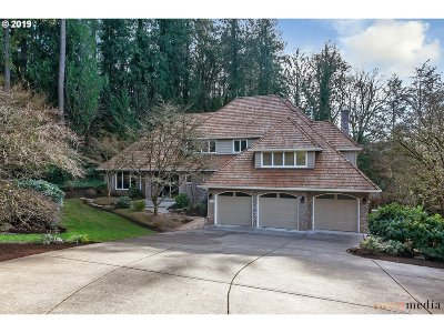 Single Family Home For Sale: 6230 SW Patton Rd