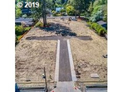 Portland Residential Lots & Land For Sale: 7440 SW 78th #4
