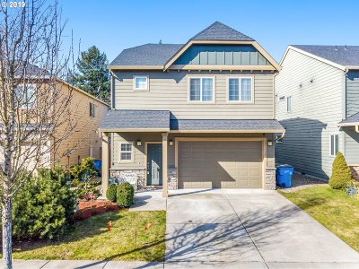 Camas Single Family Home For Sale: 1316 SE 193rd Pl