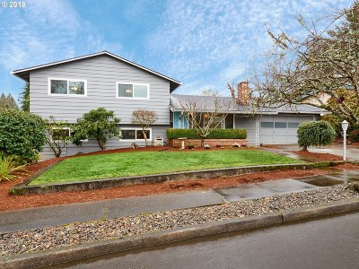 Beaverton Single Family Home For Sale: 14250 SW Red Haven Dr