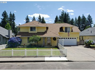 Washougal Single Family Home For Sale: 2432 N M St