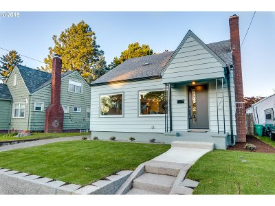 Single Family Home For Sale: 6618 N Congress Ave