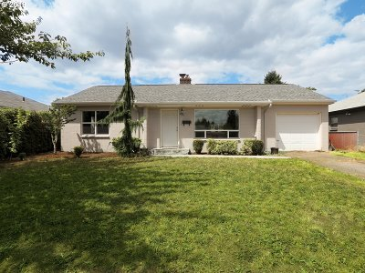 Vancouver Single Family Home For Sale: 8612 Saint Helens Ave
