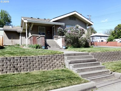Pendleton Single Family Home For Sale: 1003 NW Carden Ave