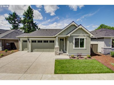 Wilsonville Single Family Home For Sale: 7656 SW Honor Loop