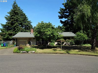 Single Family Home For Sale: 1348 SE 168th Pl