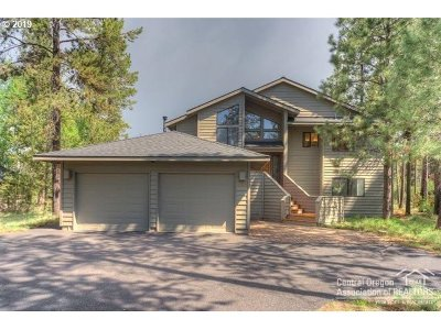 Sunriver Single Family Home For Sale: 18096 Maury Mountain Ln #22