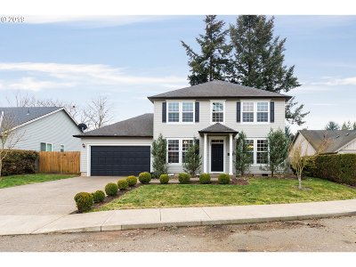 Canby Single Family Home For Sale: 1477 SE 8th Ave