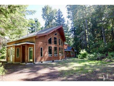 Clackamas County Single Family Home For Sale: 20550 E Lolo Pass Rd