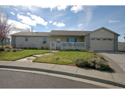 Umatilla County Single Family Home For Sale: 1312 SW Alpha Ct
