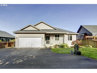 Cottage Grove, Creswell Single Family Home For Sale: 60 Scott Ln