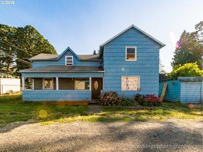 Oregon City, Beavercreek, Molalla, Mulino Single Family Home For Sale: 1220 10th St