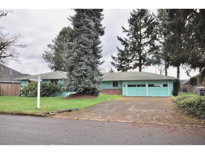 Canby OR Single Family Home For Sale: $330,000