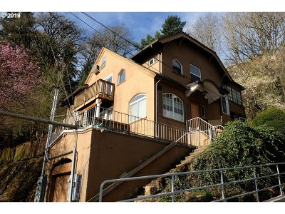 Portland Multi Family Home For Sale: 2047 SW 10th Ave