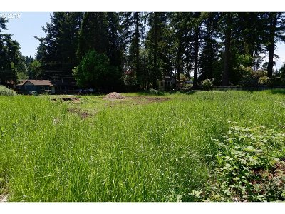 Hillsboro, Forest Grove, Cornelius Residential Lots & Land For Sale: 779 SE Englewood Dr
