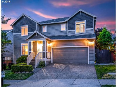 Camas Single Family Home For Sale: 3621 NW 12th Ave