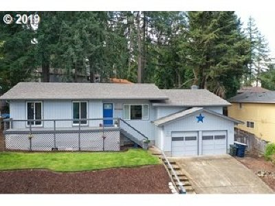 Single Family Home For Sale: 2660 Garfield St