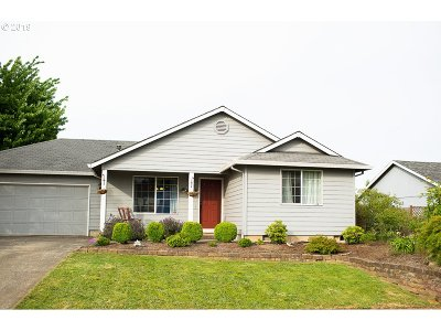 Dayton Single Family Home For Sale: 607 Pioneer St