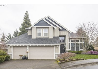 Beaverton Single Family Home For Sale: 8132 SW 186th Ave