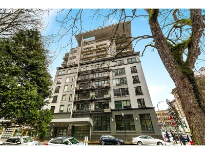 Condo/Townhouse For Sale: 300 NW 8th Ave #309