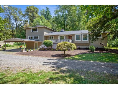 Oregon City Single Family Home For Sale: 20770 S Tranquility Ln