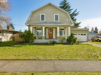 Single Family Home For Sale: 4126 SE 74th Ave